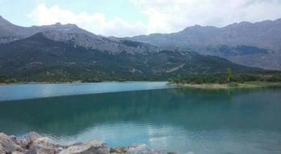 Photo of Lake Gökçehüyük Barajı at Turkey