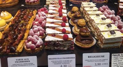 Photo of Bakery Le Fournil de Mouffetard at 123 Rue Mouffetard, Paris 75005, France
