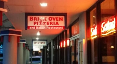 Photo of Pizza Place Brick Oven Pizza at 5869 W Atlantic Ave, Delray Beach, FL 33484, United States