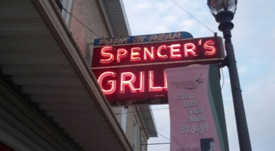 Photo of Diner Spencer's Grill at 223 S Kirkwood Rd, Saint Louis, MO 63122, United States