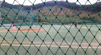 Photo of Baseball Field 사능 베이스볼파크 / SN Baseball Park at 진건읍 금강로380번길 67, 남양주시, South Korea