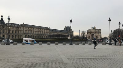 Photo of Plaza Place du Carrousel at Place Du Carrousel, Paris 75001, France