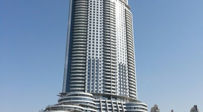 Photo of Hotel The Address Downtown Dubai at Emaar Blvd., Dubai 123234, United Arab Emirates