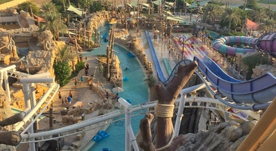 Photo of Water Park Yas Waterworld at United Arab Emirates