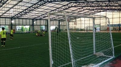Photo of Soccer Field フットサルクラブ東京 豊洲テントドーム at 豊洲2-1, 江東区 135-0061, Japan