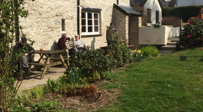 Photo of Beer Garden The Grampus Inn at Lee EX34 8LR, United Kingdom