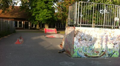 Photo of Playground skatepark at Jakobinessenstraat, Belgium