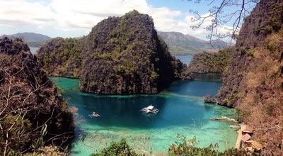 Photo of Lake Kayangan Lake at Coron, Philippines