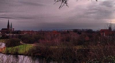 Photo of Lake Kreidebergsee at Lüneburg 21339, Germany