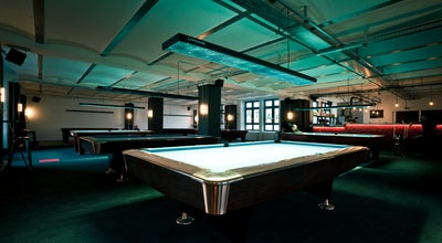Photo of Pool Hall Bata Bar & Billiards at Heidestr. 50, Berlin 10557, Germany