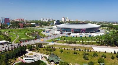 Photo of Park Парк при Донбасс Арене at Просп. Мира, Донецк, Ukraine