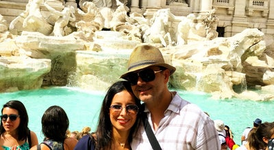 Photo of Outdoors and Recreation Trevi Foutain Rome at Italie, Rome, Italy