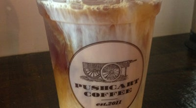 Photo of Coffee Shop Pushcart Coffee at 221 East Broadway, New York, NY 10002, United States