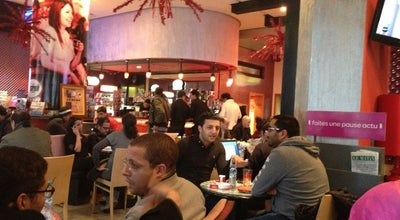 Photo of Coffee Shop Segafredo at 100 Bd D'anfa, Casablanca, Morocco