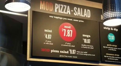 Photo of Pizza Place MOD Pizza at 13030 Kent-kangley Rd, Kent, WA 98030, United States