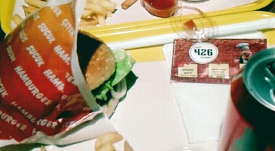 Photo of Fried Chicken Joint atıştır 426 burger at Turkey