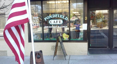 Photo of Cafe Pondfield Cafe at 3 Pondfield Rd W, Yonkers, NY 10708, United States