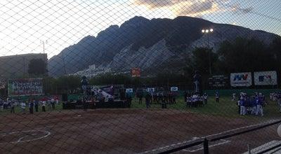 Photo of Baseball Field Liga Valle Softball at Humberto Lobo, Monterrey, Mexico
