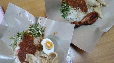 Photo of Breakfast Spot Nasi Kerabu Panji at Berhadapan Stesen Minyak Caltex,, Kota Bharu, Malaysia