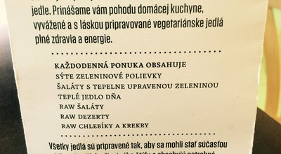 Photo of Salad Place GRÍN GRIN Salad Bar at Budovateľská 27 821 08, Slovakia