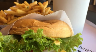 Photo of Burger Joint Bun & Patty | بن و باتي at Prince Turkey St, Khobar, Saudi Arabia