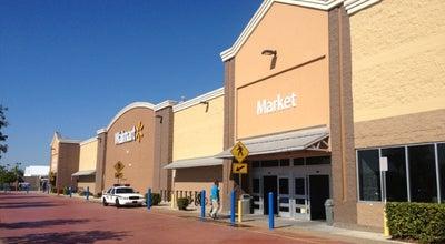 Photo of Big Box Store Walmart Supercenter at 1425 Ne 163rd St, North Miami Beach, FL 33162, United States