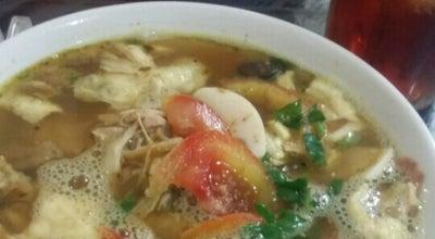 Photo of Indonesian Restaurant Bubur Ayam Samarinda at Jl. Ahmad Yani No. 50, Balikpapan Tengah, Indonesia