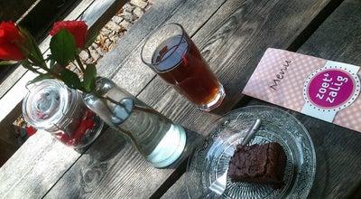 Photo of Cafe Zoet & Zalig at Crabethstraat 57, Gouda 2801AM, Netherlands
