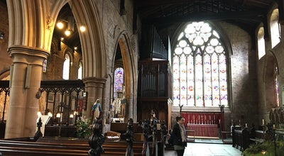 Photo of Church St Mary De Castro at Castle Yard, Leicester, United Kingdom