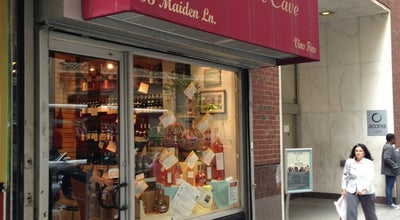Photo of Wine Shop La Petite Cave at 83 Maiden Ln, New York, NY 10038, United States