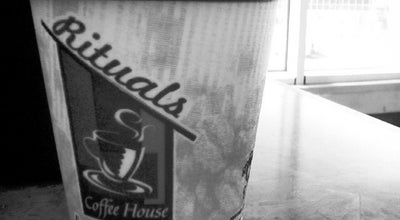 Photo of Coffee Shop Rituals Coffee House at Independence Avenue, San Fernando, San Fernando, Trinidad and Tobago