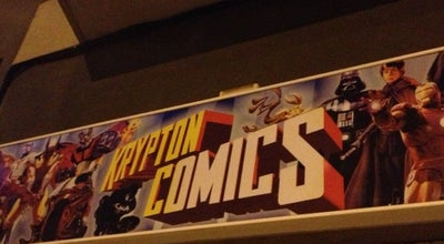 Photo of Bookstore Krypton Comics at Calle Ramon Y Cajal, 15, Santa Cruz de Tenerife 38004, Spain