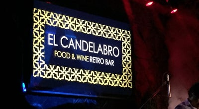 Photo of Nightclub Candelabro (Food & Wine Retro Bar) at Blvd. Manuel Ávila Camacho 3294, Costa De Oro,, Boca del Río 94299, Mexico