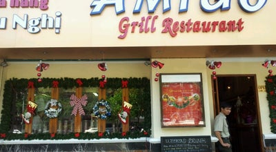 Photo of Steakhouse Amigo Grill & Restaurant at 55 Nguyen Hue Boulevard, Ho Chi Minh City, Vietnam