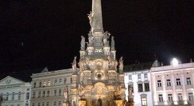 Photo of Monument / Landmark Sloup Nejsvětější Trojice at Horní Náměstí, Olomouc 772 00, Czech Republic