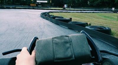 Photo of Go Kart Track Crofton Go Kart Raceway at 1050 Crain Hwy, Crofton, MD 21054, United States