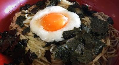 Photo of Japanese Restaurant そば処 戸隠 at 星が丘一丁目8-8, 花巻市, Japan