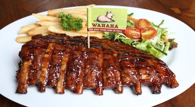 Photo of BBQ Joint WAHAHA Pork Ribs at Jl. Sunset Road Barat 1689, Seminyak 80361, Indonesia