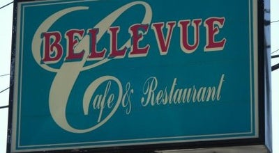Photo of Cafe The Bellevue Cafe at 2630 Broadway, Schenectady, NY 12306, United States