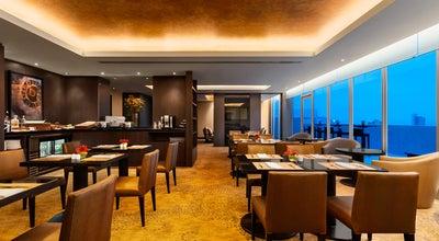 Photo of Roof Deck Executive Lounge @Hilton Lima Miraflores at Av. De La Paz 1099, Lima, Peru