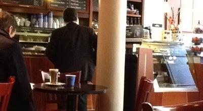 Photo of Coffee Shop Caffè Nero at 1a Dundas St., Glasgow G1 2AH, United Kingdom