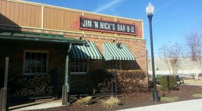 Photo of BBQ Joint Jim 'N Nick's Bar-B-Q at 4574 S Cobb Dr Se, Smyrna, GA 30080, United States