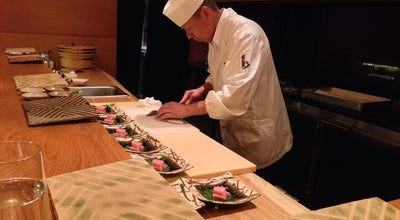 Photo of Sushi Restaurant Ichimura at Brushstroke at 30 Hudson St, New York, NY 10013, United States