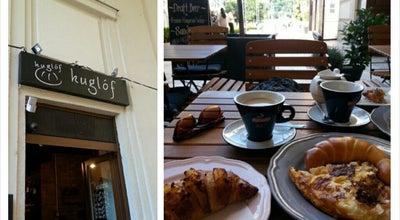 Photo of Cafe Kuglóf Pékség/Kávézó at Piarista Köz 1., Budapest 1052, Hungary
