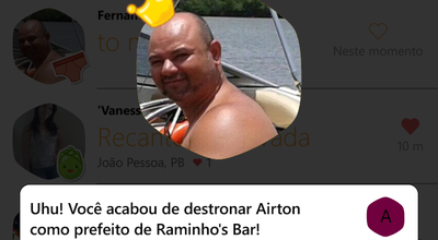 Photo of Bar Raminho's Bar at R. 22 De Maio, 589, Santa Rita, Brazil
