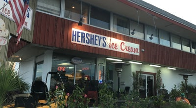 Photo of Ice Cream Shop Hershey's Ice Cream at 8815a Thomas Dr, Panama City Beach, FL 32408, United States