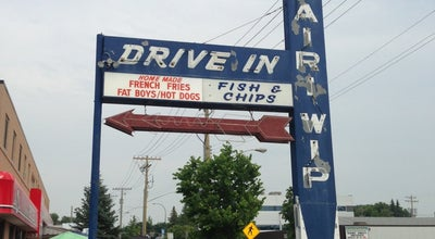 Photo of Ice Cream Shop Dairy-Wip Drive-In at 383 Marion St., Winnipeg, Ma R2H 0V4, Canada