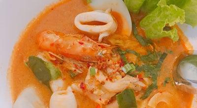 Photo of Asian Restaurant ก๋วยเตี๋ยวต้มยำมันกุ้ง at เมือง 15000, Thailand