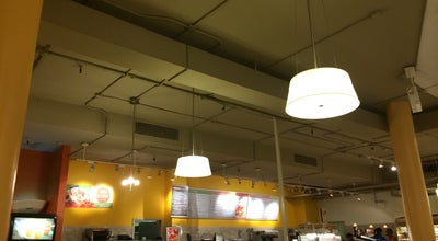Photo of Bakery Au Bon Pain at 160 W 35th St, New York, NY 10001