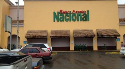 Photo of Supermarket Supermercado Nacional at Estrella Sadhalá, Santiago De Los Caballeros, Dominican Republic